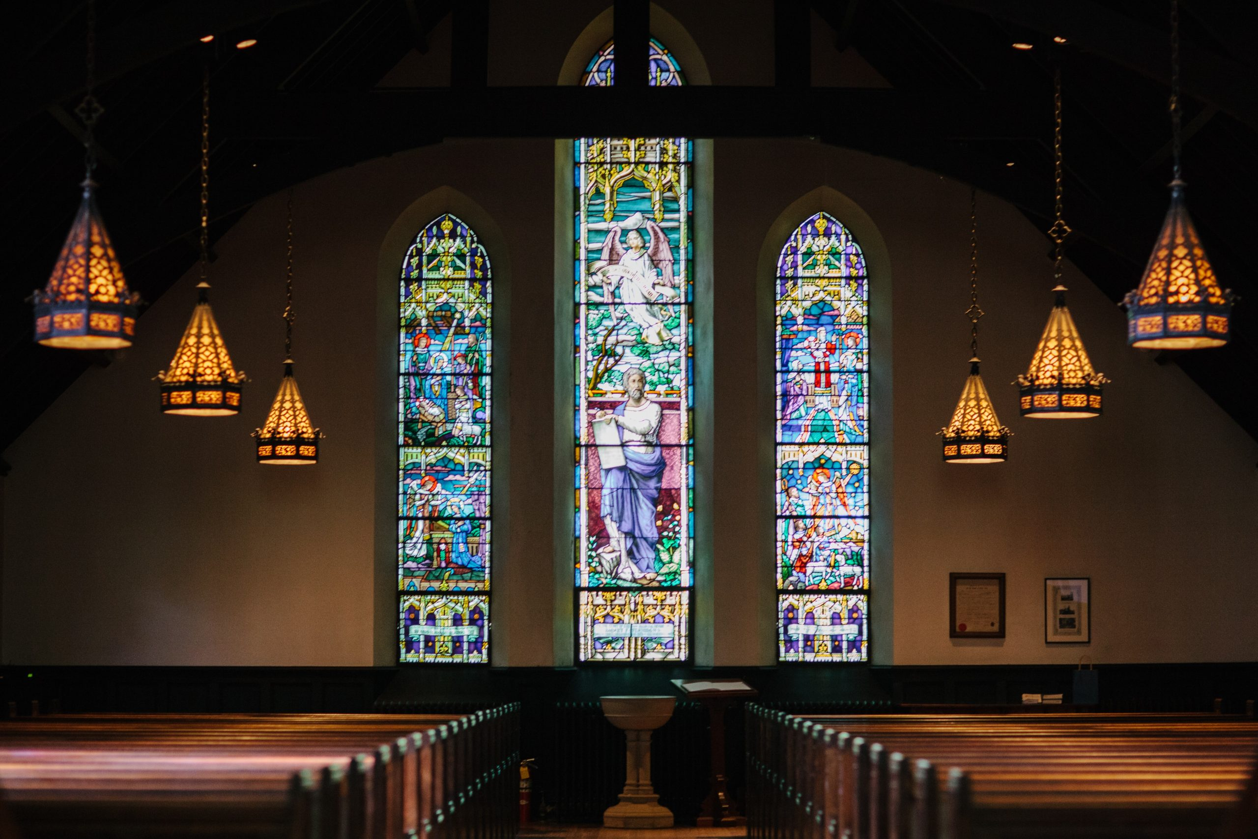 3.  My Church Community Room